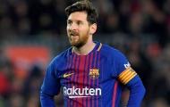 ĐHTB châu Âu tuần qua: Salah mất tích, Messi trở lại
