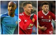Những cầu thủ lên đời nhờ đổi vị trí bất đắc dĩ tại Ngoại hạng Anh