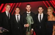Toàn cảnh lễ trao giải Cầu thủ xuất sắc nhất năm Man Utd: Cú đúp cho De Gea