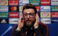 'Tưởng' Liverpool là Barca, AS Roma nhận quả đắng