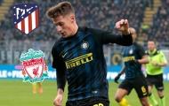 Liverpool và Atletico Madrid cạnh tranh quyết liệt vì sao trẻ Inter