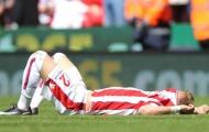 Stoke chính thức xuống hạng, nước mắt không ngừng rơi tại bet365
