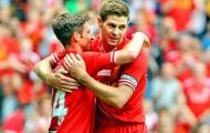5 'người quen cũ' Gerrard có thể chiêu mộ cho Rangers