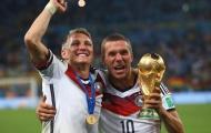 23 tuyển thủ Đức vô địch World Cup 2014 giờ ra sao? (Phần 2)