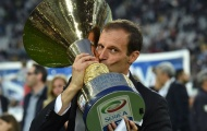 Góc Juventus: Nhận cúp và tạm biệt 'đống rác' Allegri?