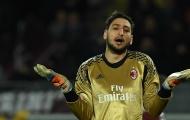 Gattuso bóng gió về việc Donnarumma sắp rời Milan