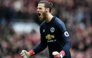 Nhận Găng tay vàng, fan Man United sợ mất De Gea