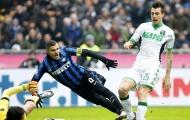 01h45 ngày 13/05, Inter vs Sassuolo: 3 điểm nhẹ nhàng?