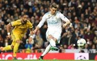 Real Madrid chỉ xếp thứ 3 tại Champions League về khoản này