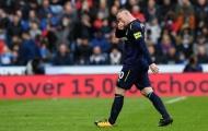 Wayne Rooney đã nói lời tạm biệt Everton
