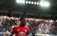 Bị Mourinho gạt tên, Martial đếm ngược ngày rời Old Trafford