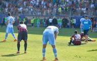 Mở tiệc đi Inter, Lazio vừa suýt chết