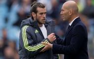 Tiết lộ lý do HLV Zidane cho Bale dự bị ở chung kết Champions League