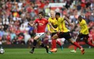 Chấm điểm Man United sau trận Watford: Điểm 10 cho Carrick