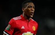 Dẹp bỏ tin đồn, Mourinho lý giải sự vắng mặt của Martial