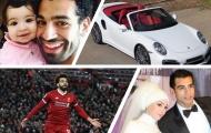 Mohamed Salah và 5 bí mật chưa bật mí