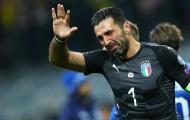 Tổ chức họp báo, Buffon sắp tuyên bố giải nghệ