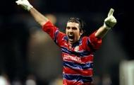 5 khoảnh khắc định nghĩa sự nghiệp vĩ đại của Gianluigi Buffon