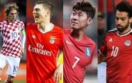 Đi tìm ngựa ô của World Cup 2018?