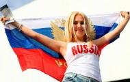 LĐBĐ Argentina hướng dẫn các cầu thủ...tán tỉnh phụ nữ Nga