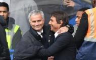 Conte đã 'xóa tan hận thù' với Mourinho