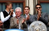 HLV Jupp Heynckes chia tay Bayern Munich trước hàng nghìn CĐV