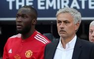 Mourinho nói gì khi để Lukaku ngồi dự bị và trắng tay?