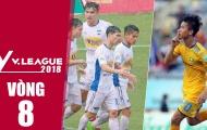 Nhịp đập V-League 2018 | vòng 8 | Dàn Sao U23 VN đồng loạt nổ súng
