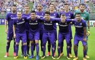 Những nỗi đau của Fiorentina!
