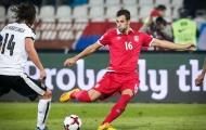 'Vượt qua vòng bảng là một thành công lớn với Serbia'