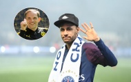 Vừa tới PSG, Thomas Tuchel đã vội 'nịnh nọt' Neymar