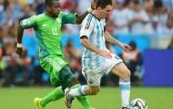 'Nigeria, Croatia hay Iceland đều không có cửa ngăn Messi'