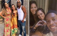 Ronaldinho cùng lúc kết hôn với 2 người phụ nữ