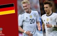 Đội hình tuyển Đức tham dự World Cup 2018