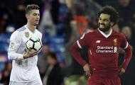 Đội hình kết hợp Real Madrid vs Liverpool: Hàng công hủy diệt
