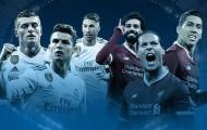 Những màn chạm trán thú vị trong trận chung kết Champions League