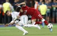 Cận cảnh Ramos triệt hạ Salah tại Kiev