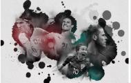Bộ tứ 'hoàng tử tóc mây' lấy hết tình yêu của fan tại World Cup