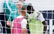 Biến lớn ở tuyển Đức: Sao Chelsea suýt ẩu đả với Joshua Kimmich