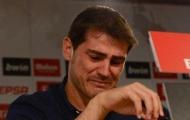 Casillas: 'Tôi ước màn chia tay Real Madrid được như Iniesta, Torres'