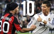 Ở tuổi 33, Ronaldo và các huyền thoại bóng đá đang ở đâu?