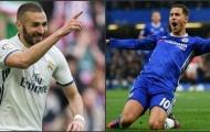 Thương vụ sao Chelsea là nguyên nhân khiến Zidane từ chức?
