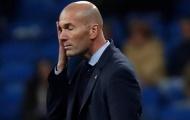 5 thất bại tệ nhất của Zidane trong thời gian dẫn dắt Real Madrid