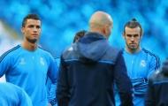 Zidane từ chối điều gì với Bale và Ronaldo trước khi bỏ việc?