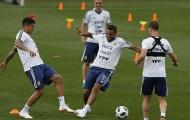 Sao Man Utd khiến đồng đội ở tuyển Argentina mệt bở hơi tai