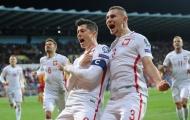 Ba Lan mang đội hình thiện chiến tới World Cup 2018
