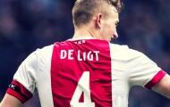 Juventus nhập cuộc, vụ Matthijs de Ligt khó lường