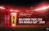 World Cup 2018: Budweiser khởi động chiến dịch lớn nhất trên toàn thế giới