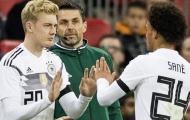 3 cái tên không xứng đáng cùng Đức tham dự World Cup 2018