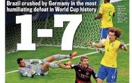 Khung thành trận Đức vùi dập Brazil 7-1 được chuyển tới bảo tàng